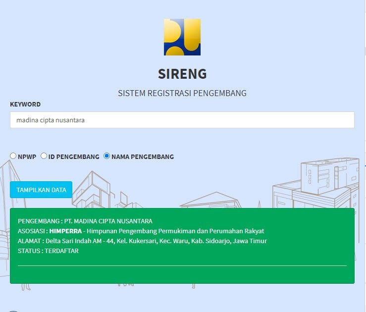Sireng - PT Madina Cipta Nusantara
